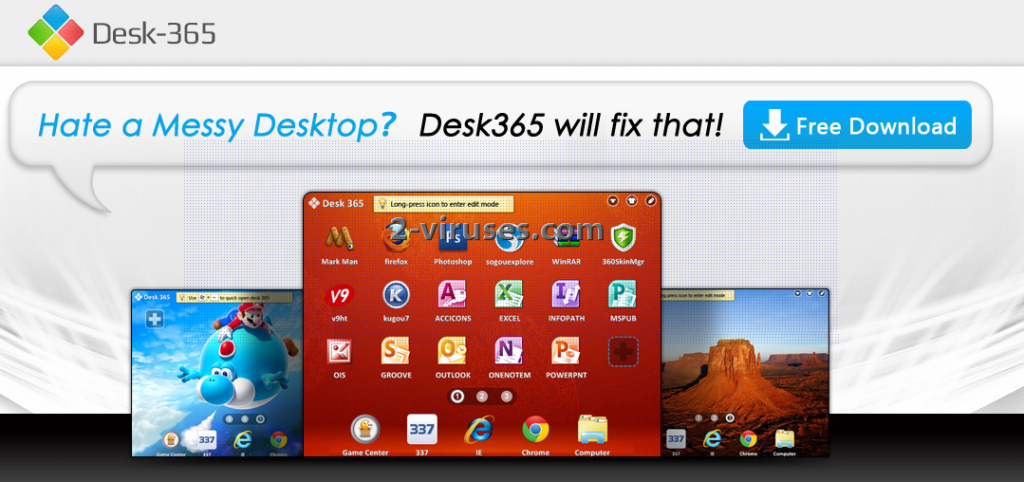 Desk 365