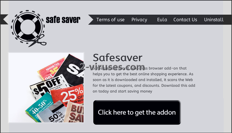 Safe Saver Virus
