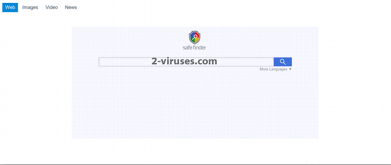 Isearch.SafeFinder.net Virus