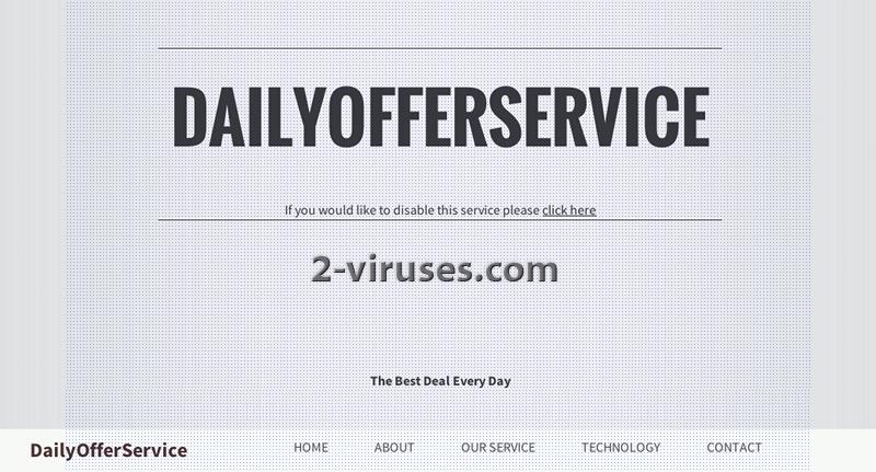 DailyOfferService Deals
