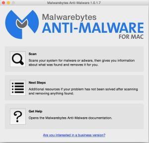 Malwarebytes Anti-Malware für Mac
