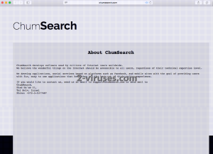 Chumsearch.com Virus