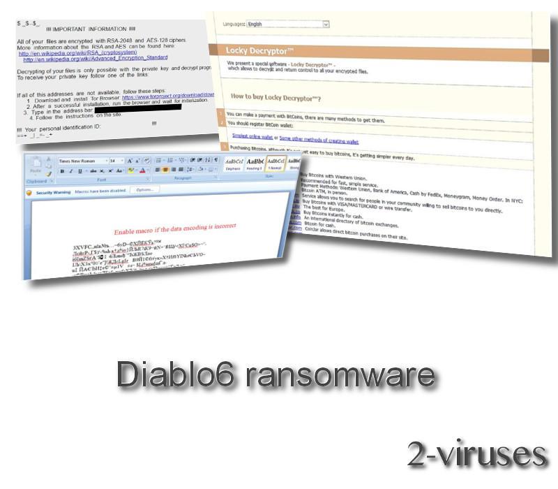 Diablo6-Ransomware