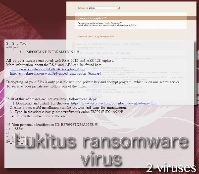 Lukitus-Virus