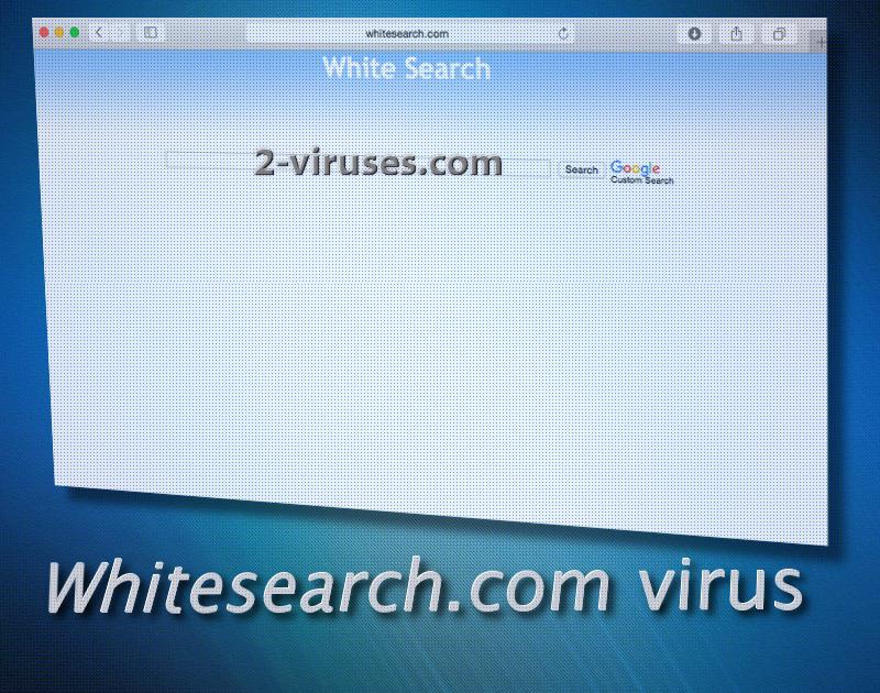 Whitesearch.com-Virus