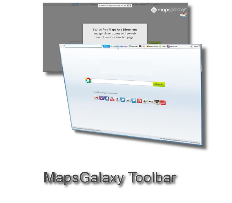 mapsgalaxy toolbar wie man es entfernt. Black Bedroom Furniture Sets. Home Design Ideas