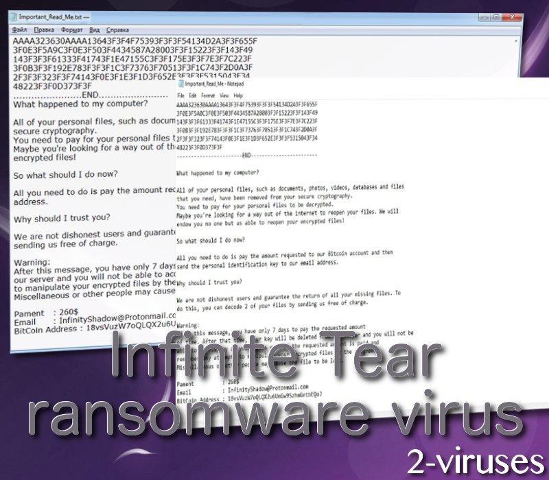 InfiniteTear Virus