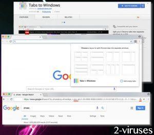 Tabs-To-Windows Virus