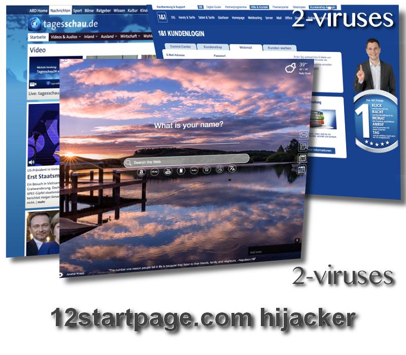 12startpage.com hijacker remove
