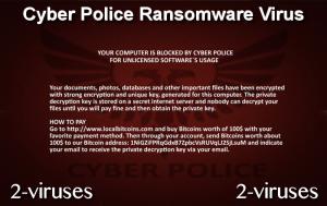 Cyber-Police-Virus