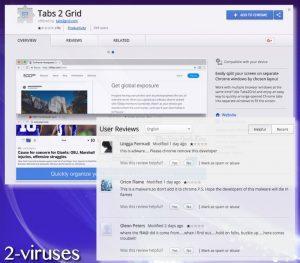 Tabs2Grid virus