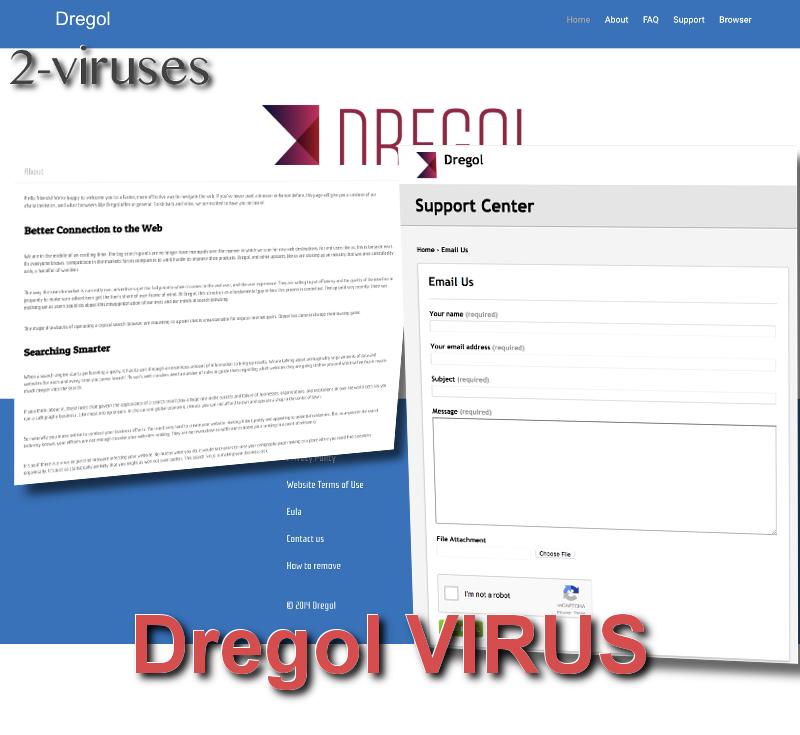 Dregol.com Virus