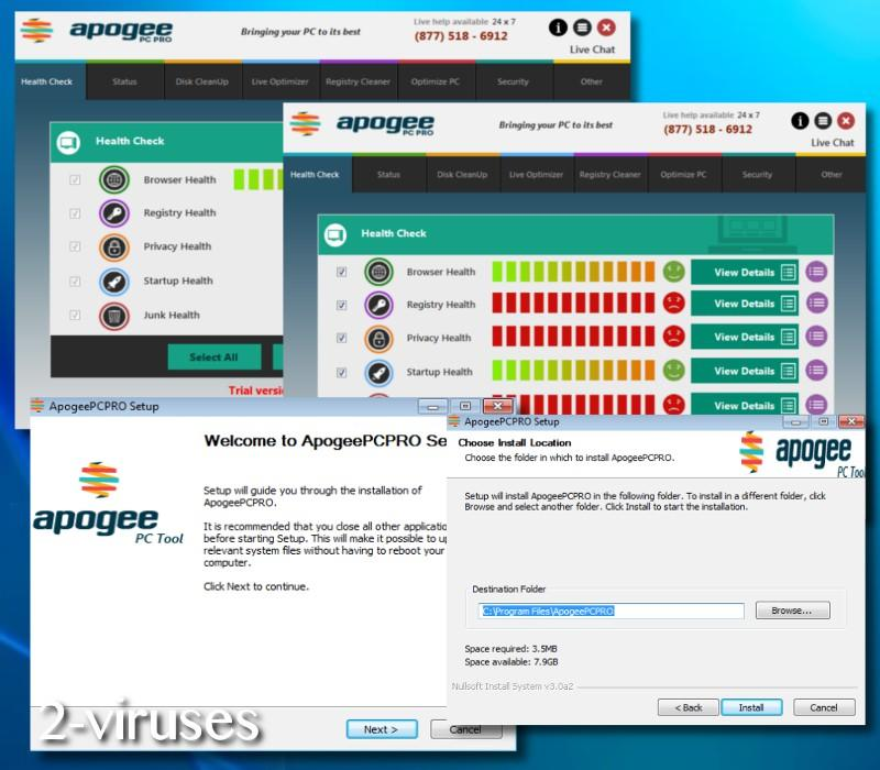 Apogee PC Pro virus