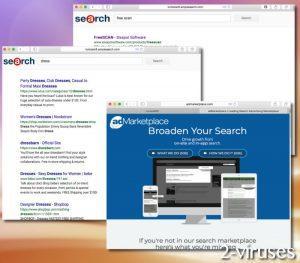 Ampxsearch.com Virus