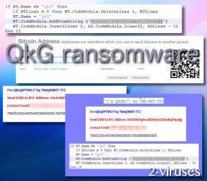 qkG Rnsomware