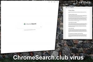 ChromeSearch.club-Virus