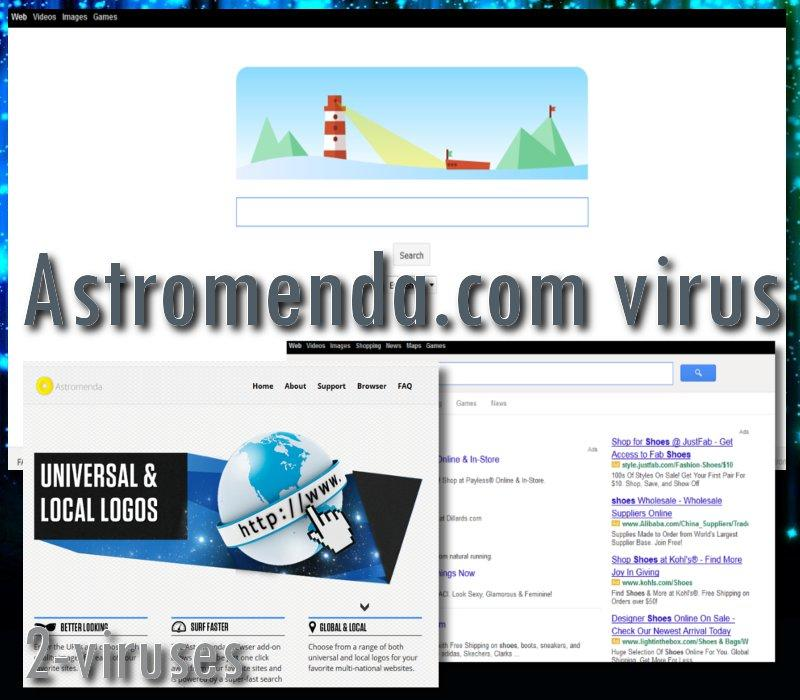 Astromenda.com-Virus