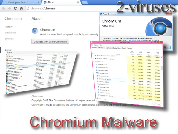 chromium browser remove