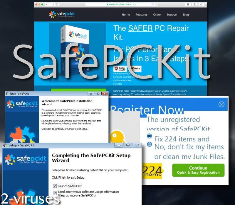 SafePCKit