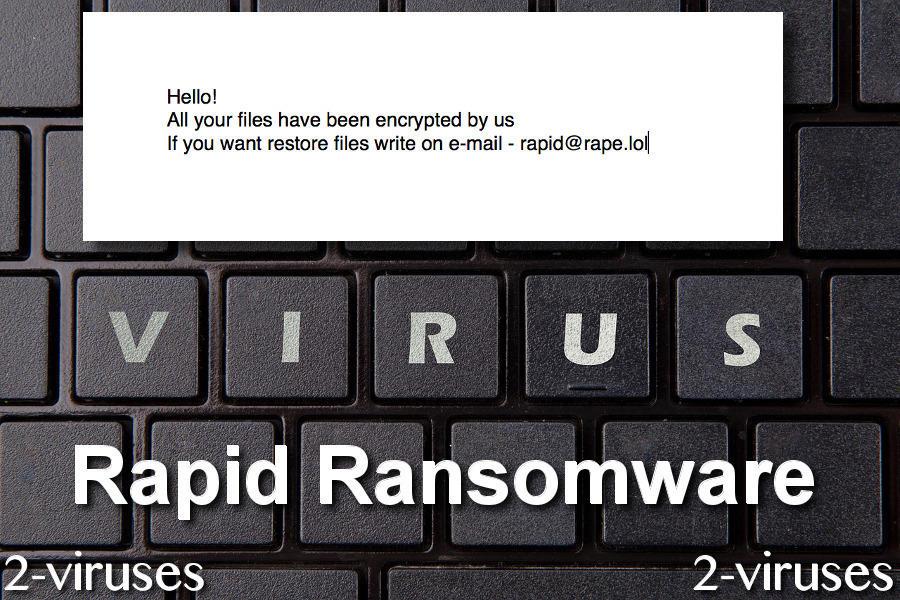Rapid-Ransomware