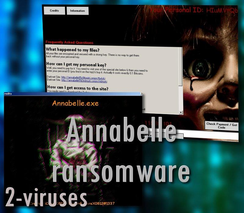 Annabelle-Ransomware