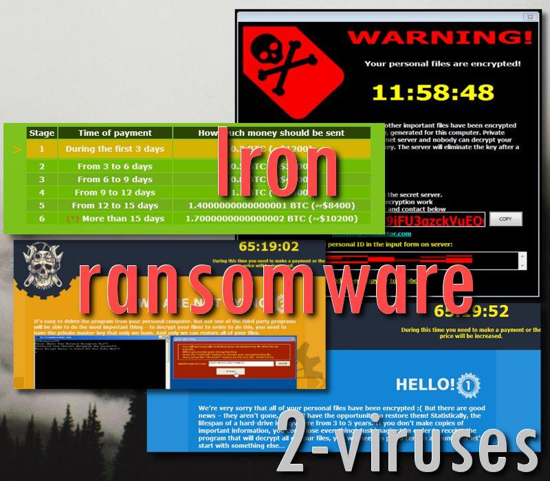 Iron-Ransomware
