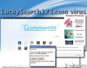 Luckysearch123.com-Virus