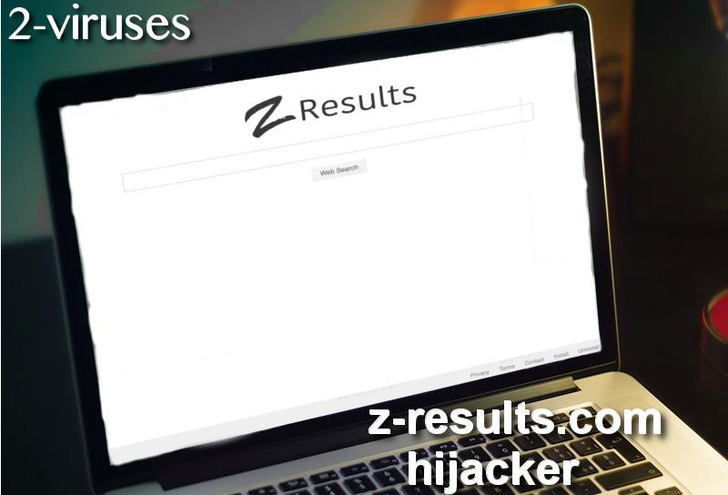 z-results.com hijacker remove