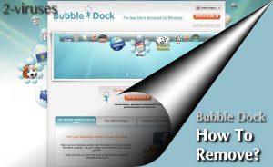 Bubble Dock