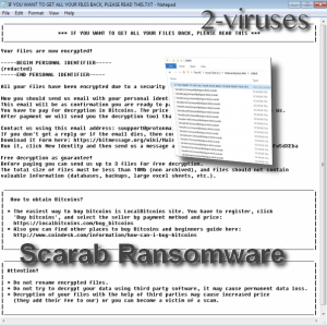 Scarab-Ransomware