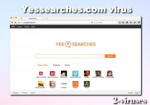 Yessearches.com-Virus
