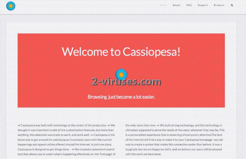 Cassiopesa.com-Virus