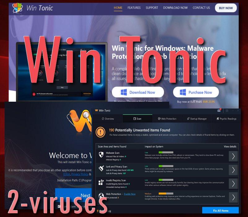 Win Tonic