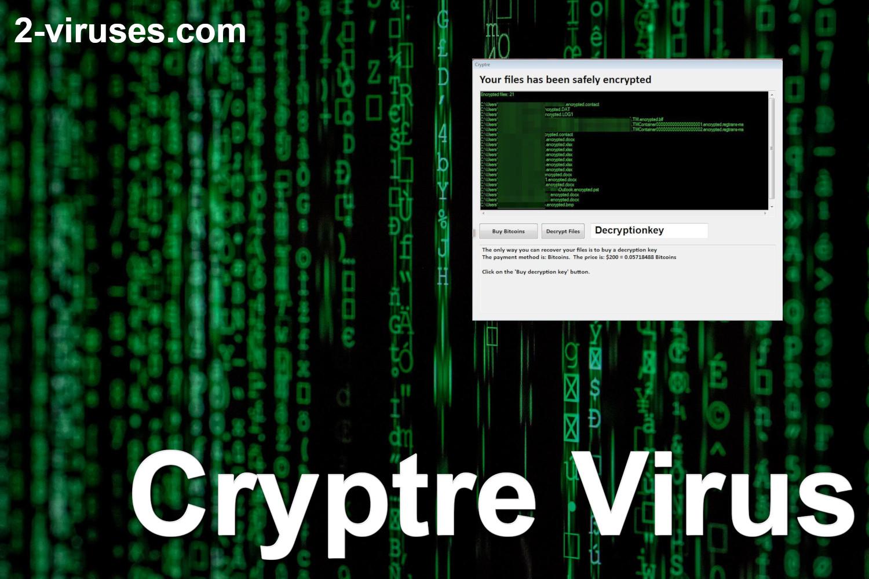 Cryptre-Virus