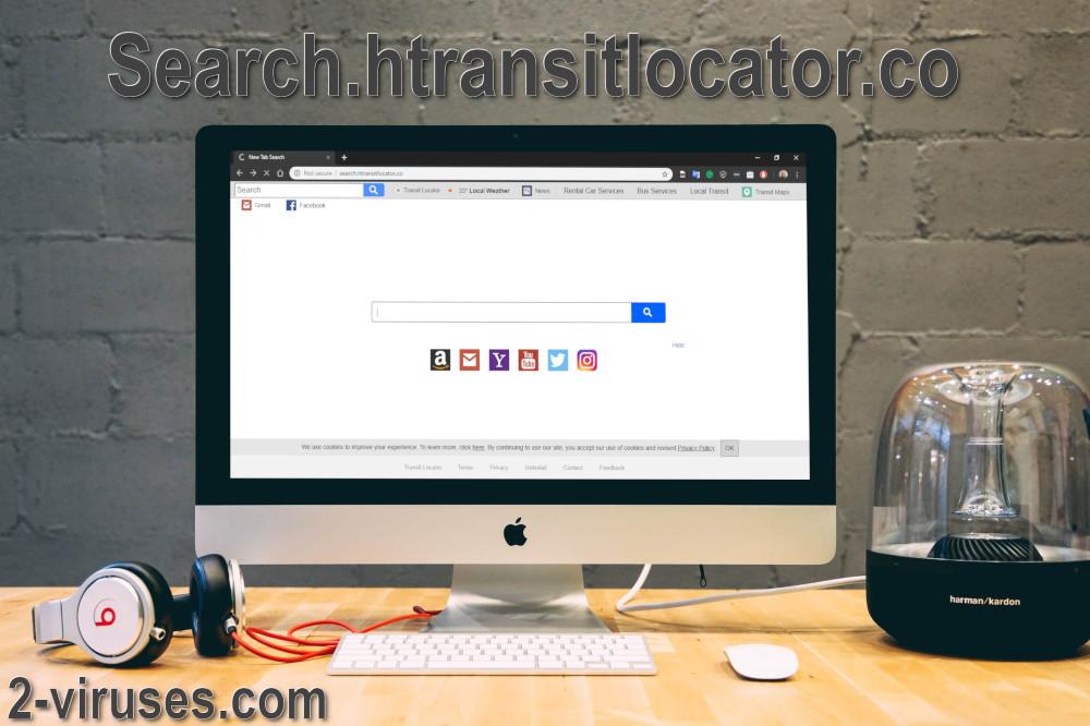 Search.htransitlocator.co Malware