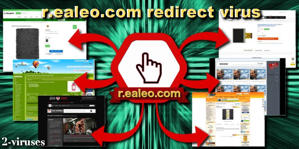 r.ealeo.com redirecting virus referrals