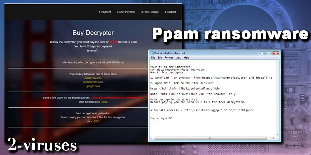Ppam-Ransomware