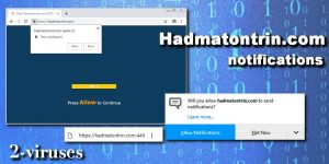 Hadmatontrin.com-Benachrichtigungen