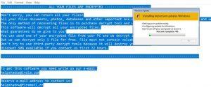DJVU-Virus (Ransomware)