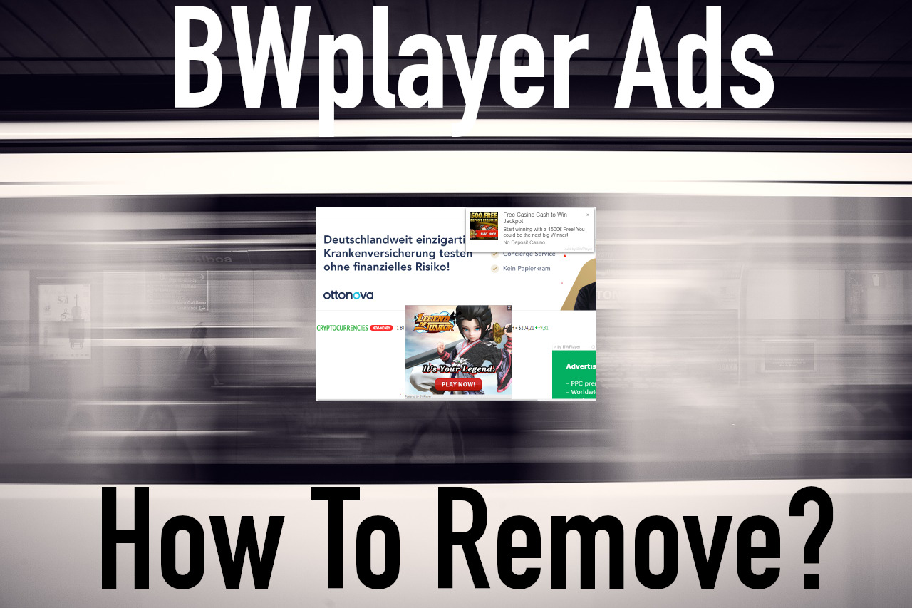 BWplayer Ads removal