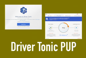 Driver Tonic PUP