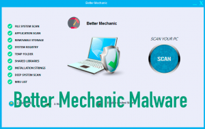 Malware: Better Mechanic