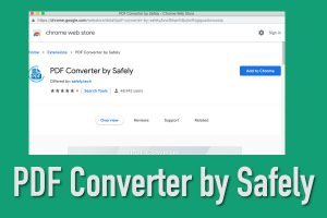 PDF Converter by Safely