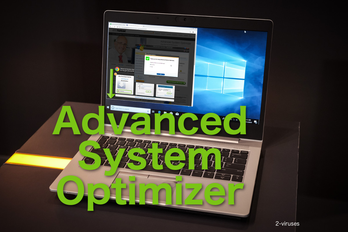 Advanced System Optimizer PUP