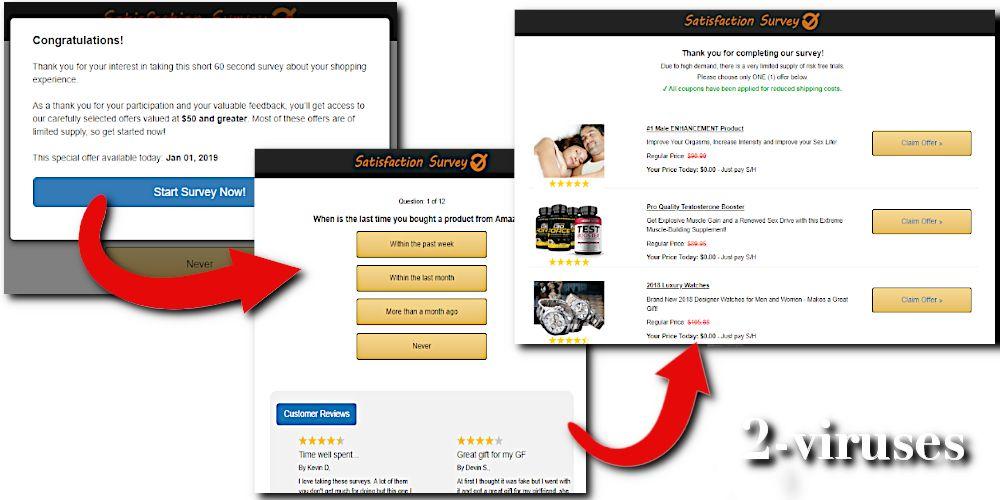 "Umfragebetrug: ""Amazon Shopper Satisfaction"""