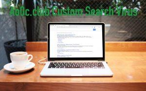 Ao0c.club Custom Search Virus