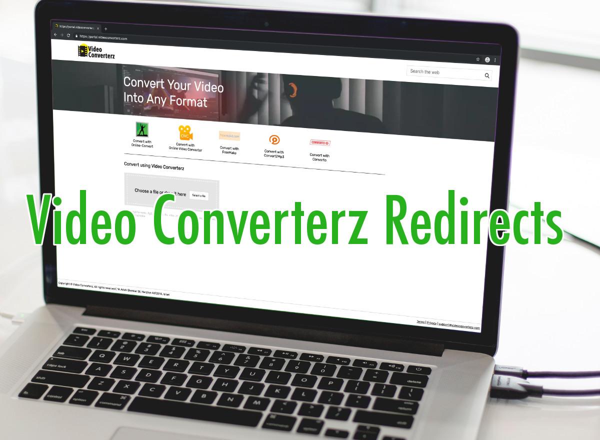 """""""Video Converterz""""-Weiterleitungen"""