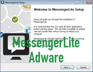 MessengerLite-Adware