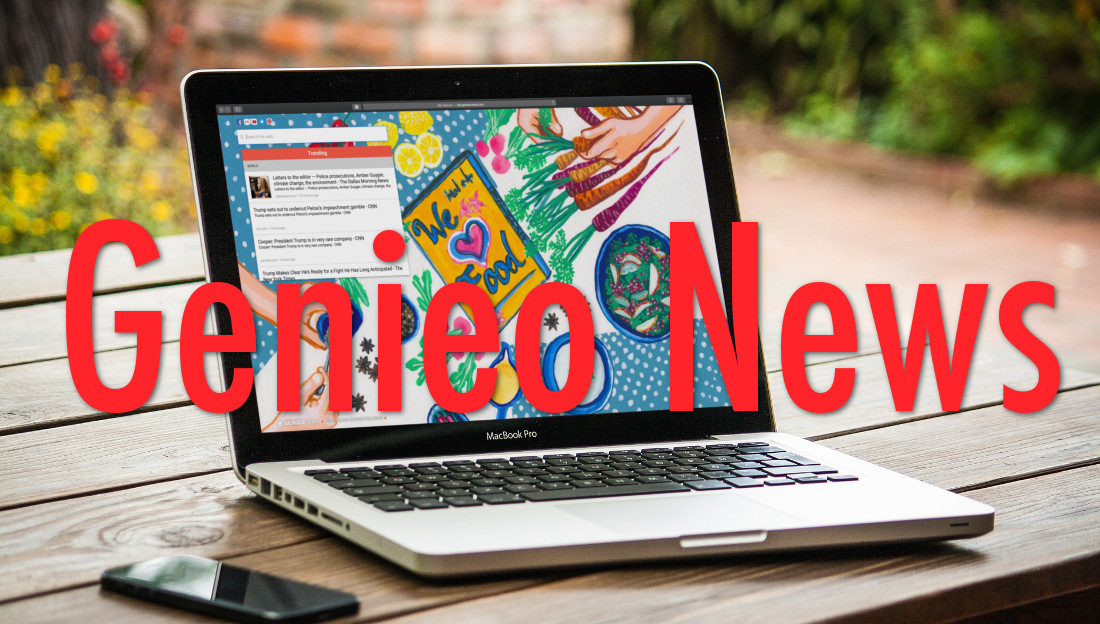 Genieo News, the new tab